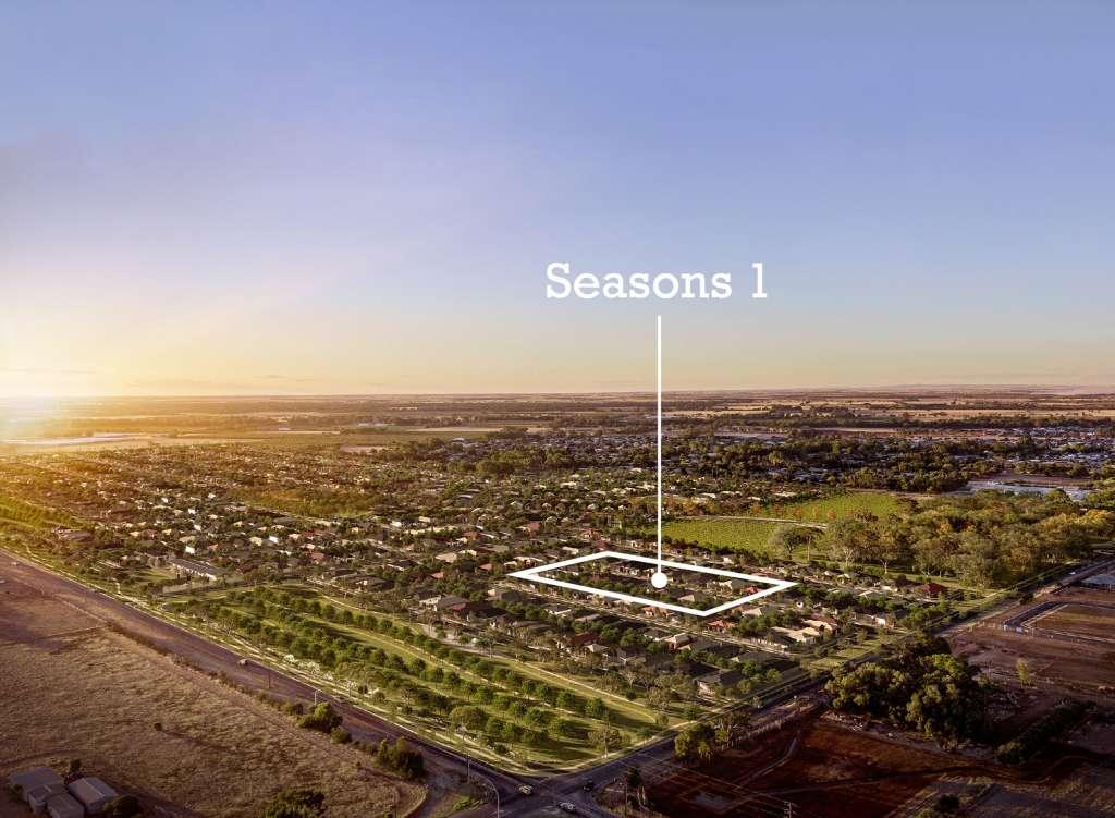 Seasons 1 Release
